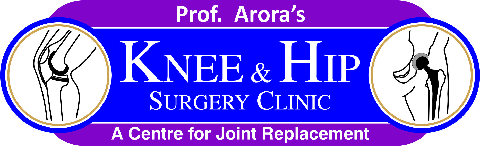 Knee & Hip Surgery Clinic Logo